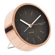 sumptuous design ideas small desk clock impressive karlsson alarm clock minimal awesome