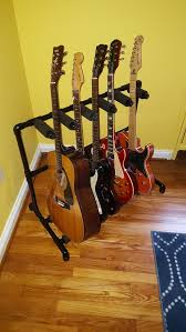 diy 5 guitar pvc stand