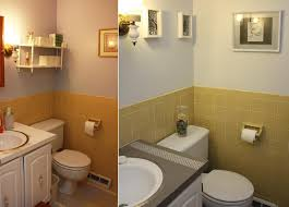 diy small bathroom makeover from eve of reduction