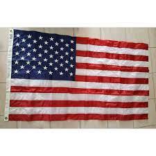 ธงชาติอเมริกาของแท้ตกแต่งบ้านยี่ห้อ ANNIN ธง USA. ของแท้ ของใหม่ของ USA.