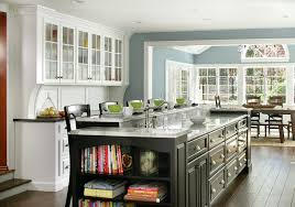 traditional contemporary kitchens. Trendy Kitchen Photo In Huntington Traditional Contemporary Kitchens