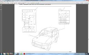 """isuzu trooper owners club ukâ""""¢ view topic a fuse relay thank you for your answers"""