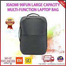 Xiaomi Mi Youpin <b>90Fun MULTITASKER Backpack</b> Multi-Function ...