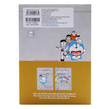 Fujiko F. Fujio Đại Tuyển Tập - Doraemon Truyện Dài - Tập 1 (Ấn ...