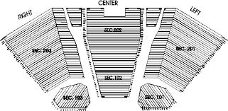 Alpine Valley Seating Chart