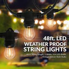 aurio lighting outdoor indoor 48 ft