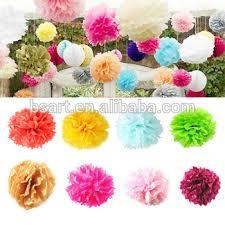 Tissue Paper Pom Poms Flower Balls Tissue Paper Pom Poms Flower Balls Wedding Party Baby Shower Decor Buy Paper Flower Balls Tissue Paper Pom Poms Paper Pom Poms Product On