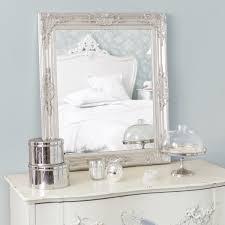 Miroir Argent H 74 Cm Enzo Ma Chambre Cosy Parfaite