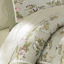 beddingstyle laura ashley avery laura ashley emma 3 piece king size duvet cover set