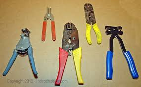 a wiring and crimping tool is used to solidfonts hydraulic wire crimpers gtsparkplugs