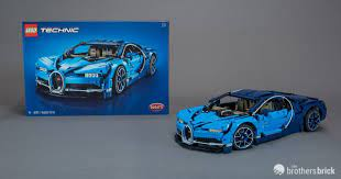 Us usd $ build mocs find mocs; Lego Technic 42083 Bugatti Chiron The World S Most Luxurious Supercar Now A Premium Lego Set Review Video The Brothers Brick The Brothers Brick