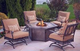 patio fire pit table costco awesome patio furniture costco uk rattan outdoor furniture real rattan