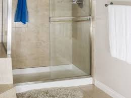 finally you also need to clean your shower door tracks periodically i suggest looking at them each week when you clean the shower floor and as they need