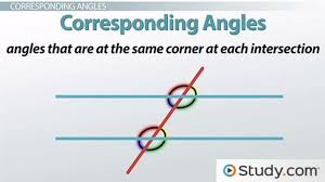 Parallel Lines: How to Prove Lines Are Parallel - Video & Lesson ...