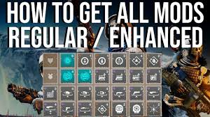 How To Get All Mods Enhanced For Armor 2 0 In Destiny 2 Shadowkeep