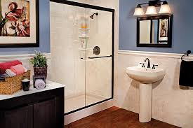 whether you are considering a large or small bathroom remodel four seasons is here to help call us today at 816 524 2770 for your 100 free no obligation