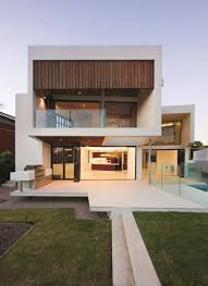 Modern Houses Exterior Front View Modern House - Modern houses interior and exterior