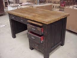 custom wood office furniture. Rustic Office Furniture Desks Classy Photos Creative Unique Custom Wood Designs