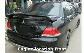 2006 Mitsubishi Lancer 1.6 GLX Details - YouTube