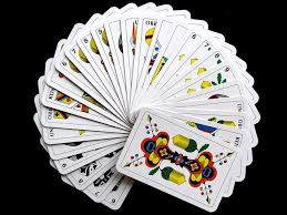 Each player turns up a card at the same time and the player with the higher card takes both cards and puts them, face down, on the bottom of their stack. 15 Awesome 2 Player Card Games