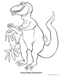 Dinosaur Coloring Page 002 Színezők Feladatlapok állatok