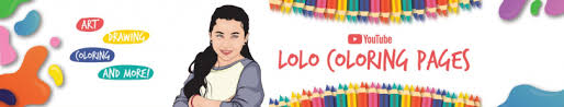 Free download 37 best quality youtube coloring pages at getdrawings. Lolo Coloring Pages Great Youtube Channel For Kids Children S Spaces