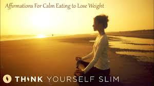 Image result for Affirm Yourself and Lose Weight!