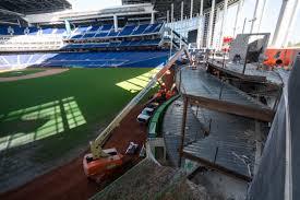 Latest Updates On 2019 Marlins Park Ballpark Enhancements