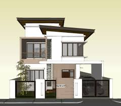 Double Storey Homes  2 Storey House Designs  Home Builders Two Storey Modern House Designs