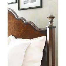 Stanley Bedroom Furniture Stanley Furniture 128 Continental Bedroom King Mansion Bed