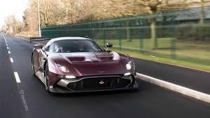 How The Aston Martin Vulcan Was Made Street Legal