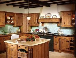 rustic kitchen cabinets pine for diy home depot