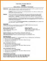 Relevant Coursework On Resume Resume Work Template