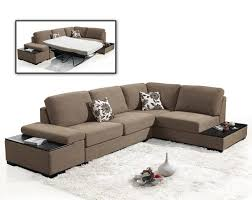 Sectional Sofa Beds On Sale With Thick Mattress Storage Chaise Small