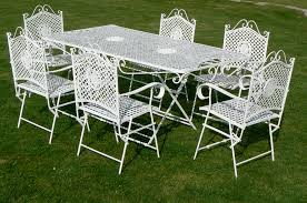 wrought iron wicker outdoor furniture white. Patio Modern Style Vintage Outdoor Metal Chairs And Iron Garden Wrought Wicker Furniture White