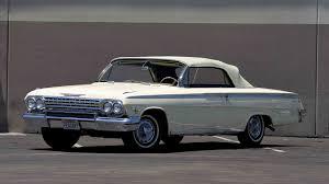 1962 Chevrolet Impala SS Convertible | S188 | Monterey 2016