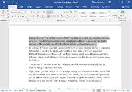Mirco Soft Word Use F8 In Microsoft Word To Select Text Quickly Ghacks