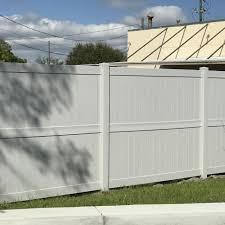Vinyl privacy fences Almond Augusta Privacy Fence 8 Weatherables 8 Augusta Vinyl Privacy Fence Weatherables