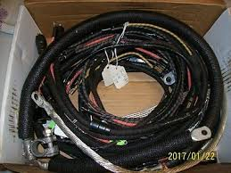 ww willys jeep io wiring harness complete switches cable ford gpw willys mb military ww2 jeep