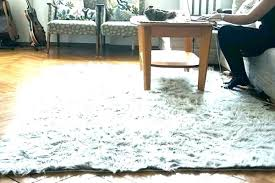 fake sheepskin rug fur fake sheepskin rug canada