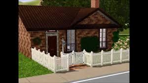 Building a small cute house SIMS     YouTubeBuilding a small cute house SIMS