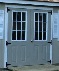 shed double doors 9 lite double door double shed doors diy double shed doors with windows