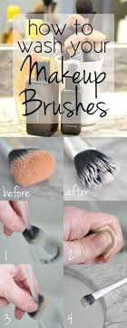 how to clean your makeup brushes avon makeupbrushes