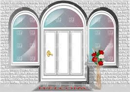 Decorating front door clipart pictures : Porch clipart front door - Pencil and in color porch clipart front ...