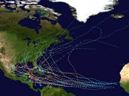 List of Category 5 Atlantic hurricanes - Wikipedia