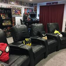 gaming man cave. Man Cave Seating 50 Gaming Design Ideas For Men Manly Home Retreats E