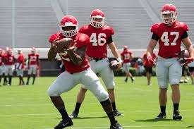 Georgia Bulldogs Depth Chart Uga Football Depth Chart For North Carolina Game Released