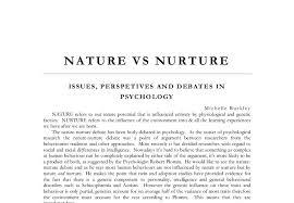 argumentative essay about nature vs nurture gimnazija backa palanka argumentative essay about nature vs nurture