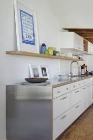 Stainless Shelves Kitchen Best 25 Stainless Steel Kitchen Shelves Ideas On Pinterest