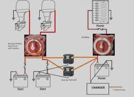 wonderful of wiring diagram 2 batteries engines boat battery in dual 2 Battery Setup new of wiring diagram 2 batteries engines boat twin outboard batts and hardware suggestions the hull